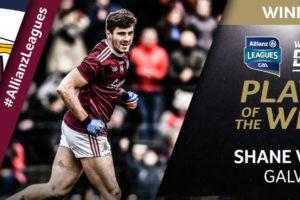 Shane Walsh has been voted GAA.ie Footballer of the Week